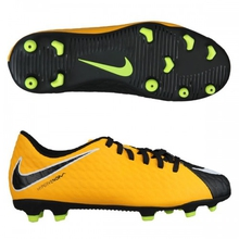 586e7793 Бутсы Nike Jr. Hypervenom Phade III (FG) Firm-Ground желто-черные