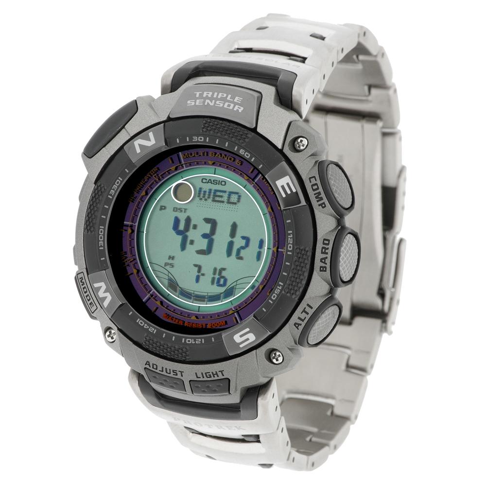 CASIO ProTrek PRW-1500T-7V - clockshopru