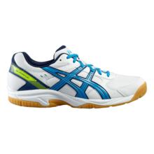 f75c3974 Волейбольные кроссовки ASICS GEL-VISIONCOURT белые с голубым