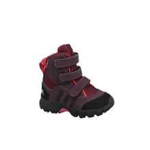 7f5dcf0f Детские ботинки Adidas CW HOLTANNA SNOW CF I бордовые