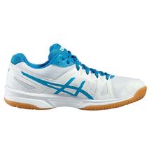 f70b8210 Волейбольные кроссовки ASICS GEL-UPCOURT GS бело-голубые